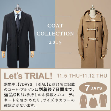 COAT COLLECTION 2015