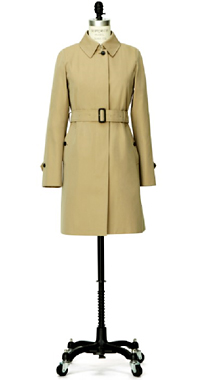 WOMENS BALMACAAN COAT