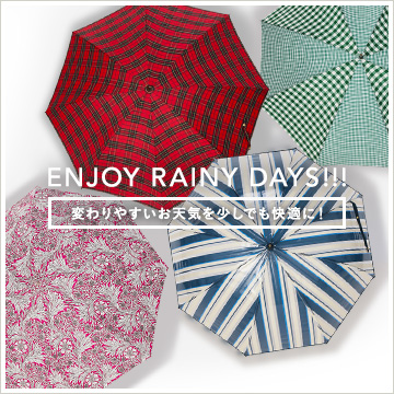 【SANYO iStore】ENJOY RAINY DAYS!!