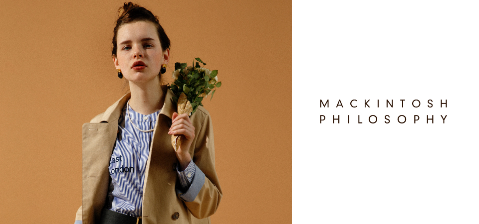 MACKINTOSH PHILOSOPHY(WOMENS)
