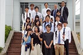 愛知大学鈴木教授インダストリー訪問