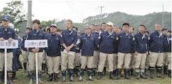 9月2日 山田町役場 防災訓練