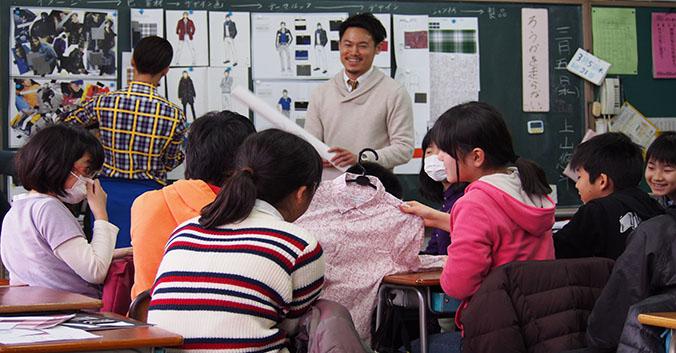 キャリア学習@文京区駒本小学校