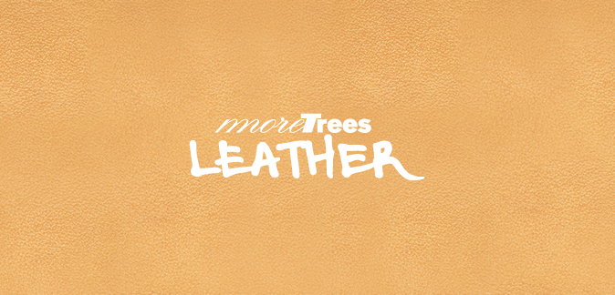 more trees LEATHER
