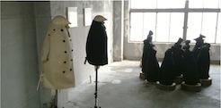 2012年 十和田現代美術館にて展示