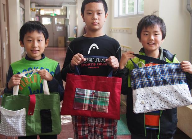 2014年 駒本小学校 バック完成!