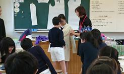 2015年 服育@筑波大学付属小学校